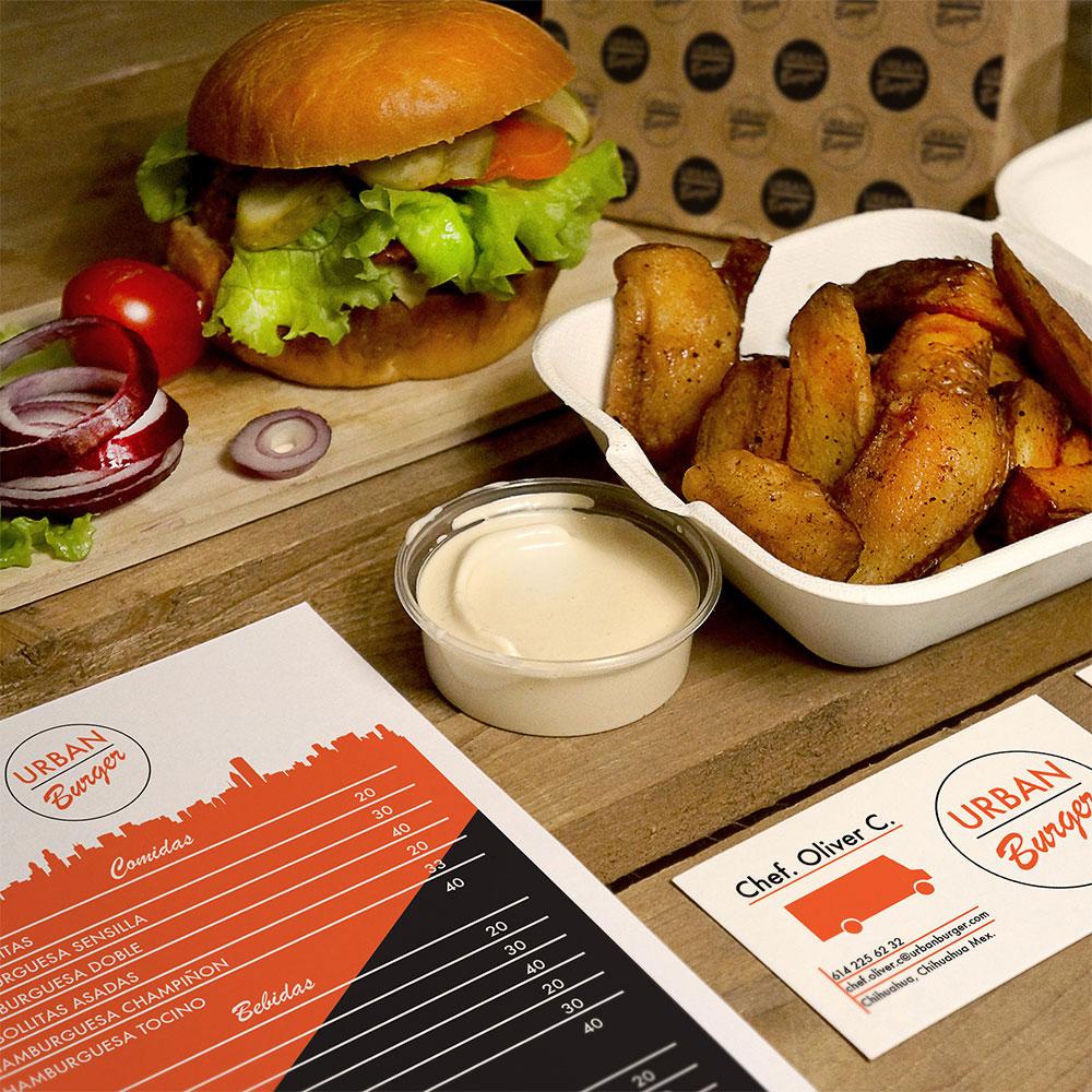 Impresión de menús para restaurantes